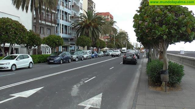 El Casco Histórico se reúne con Cabildo y Ayuntamiento para ampliar la bolsa de aparcamientos en la ciudad