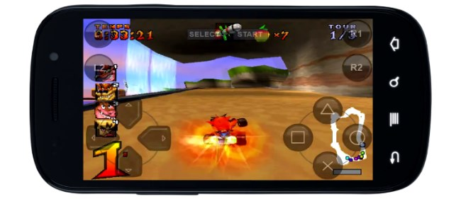 Apk Emulator Ps1 Terbaru