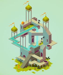 imagem do jogo Monument Valley