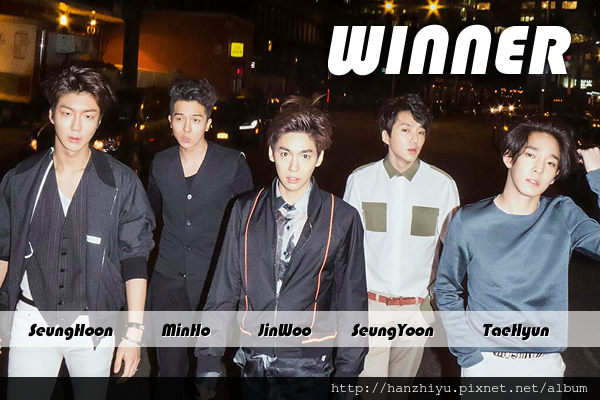 WIN : WHO IS NEXT (WINNER)