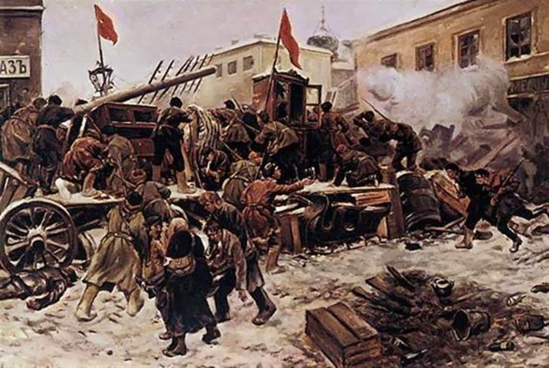 Pages On The Russian Revolution 8