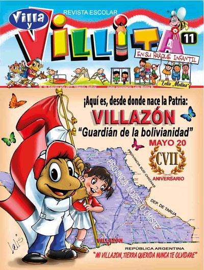 Revista Escolar Villa y Villita versión digital - Mayo 2017