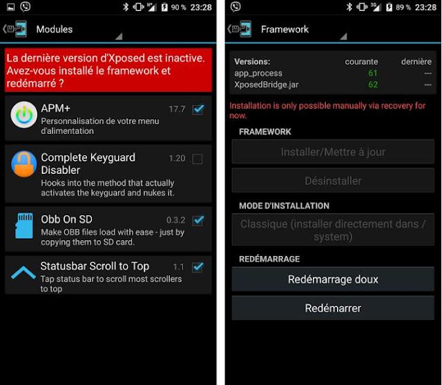 Download Xposed Installer  Gratis APK Terbaru
