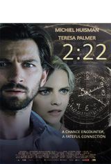 2:22 Premonición (2017) BRRip 720p Latino AC3 5.1 / Español Castellano AC3 2.0 / ingles AC3 5.1 BDRip m720p