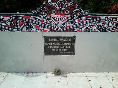 Makam Manurung Raja Simanoroni