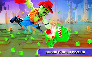 Super Pixel Heroes Apk