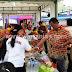 Pesta Ya'ahowu Di Gunungsitoli, Puluhan Stand Pamerkan Makanan Tradisional Nias