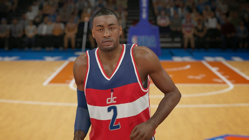 Washington Wizards Christmas Jersey | NBA 2K15