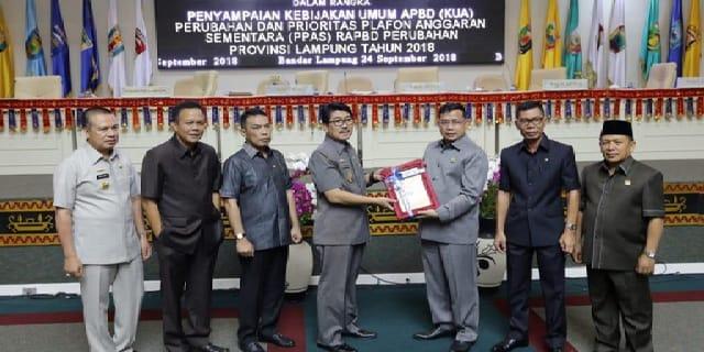 Gubernur Ridho Optimis Pertumbuhan Ekonomi Lampung Capai 5,2%