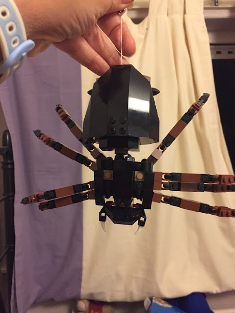 Lego Lord of the Rings Shelob