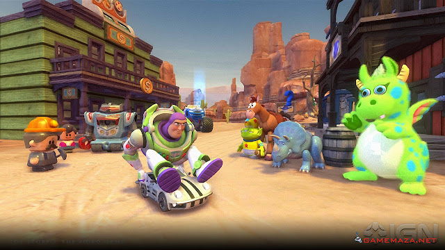 Toy Story 3 Gameplay Screenshot 3
