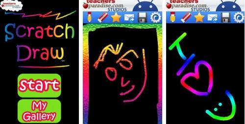 aplikasi terbaik membuat doodle art