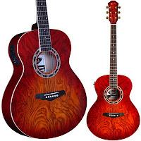 lindo electro acoustic guitar ldg ra04cs lava series best acoustic guitars cheap acoustic. Black Bedroom Furniture Sets. Home Design Ideas