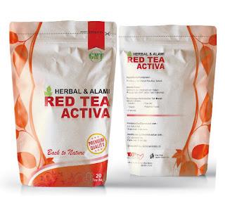 red tea activa