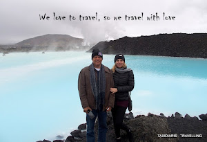 We love to travel, so we travel with love