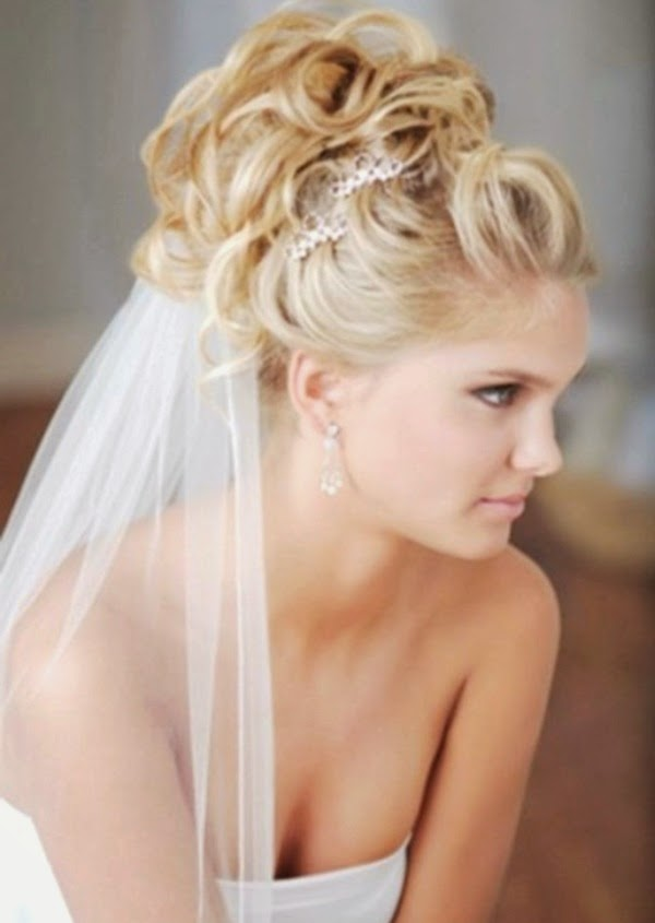 Wedding Hairstyles for Long Hair : Vintage Hairstyles