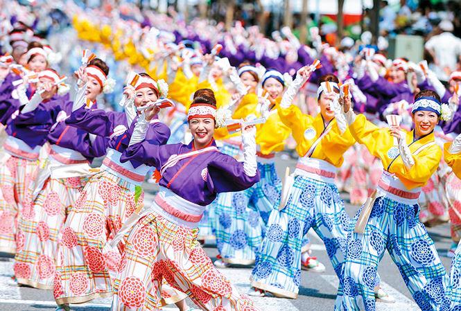 Lễ hội mùa hè Nhật Bản được tổ chức ngay tại Hinode City