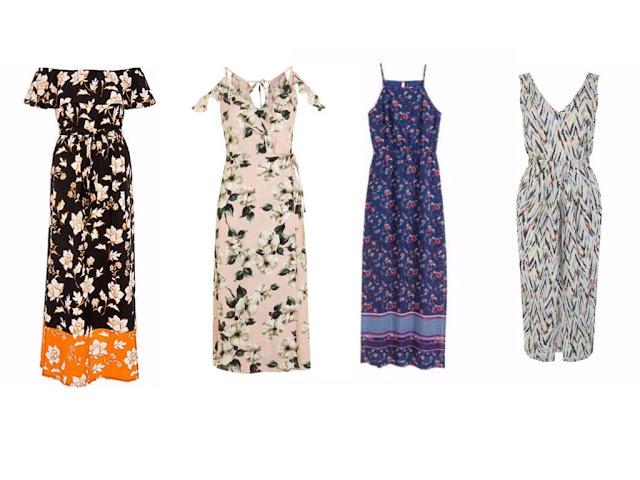 summer dress dresses office wear sun heatwave uk london blog blogger fblogger fashion clothes warehouse h&m topshop river island midi dress maxi dress kirstie pickering shopping list