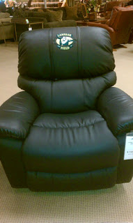 Lambeau Field La-Z-Boy Recliner