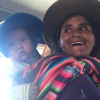 Bolivia. de Potosí a Uyuni. Bus