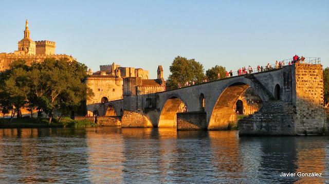 Avignon. Puente de St. Bézénet