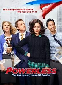 Powerless Temporada 1×03 Online