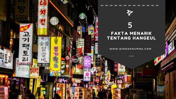 9 Oktober Diperingati Sebagai Hari Hangeul, Ini 5 Fakta Menarik Tentang Hangeul Yang Harus Kamu Tahu!