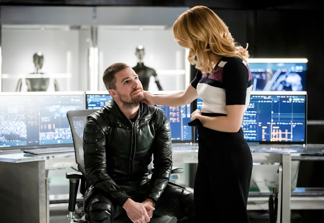 "ARROW   Recensione 7x17 ""Inheritance"""