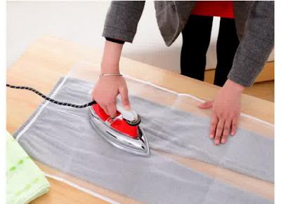 Tips Menyetrika Baju Agar pakaian Tidak Cepat Rusak