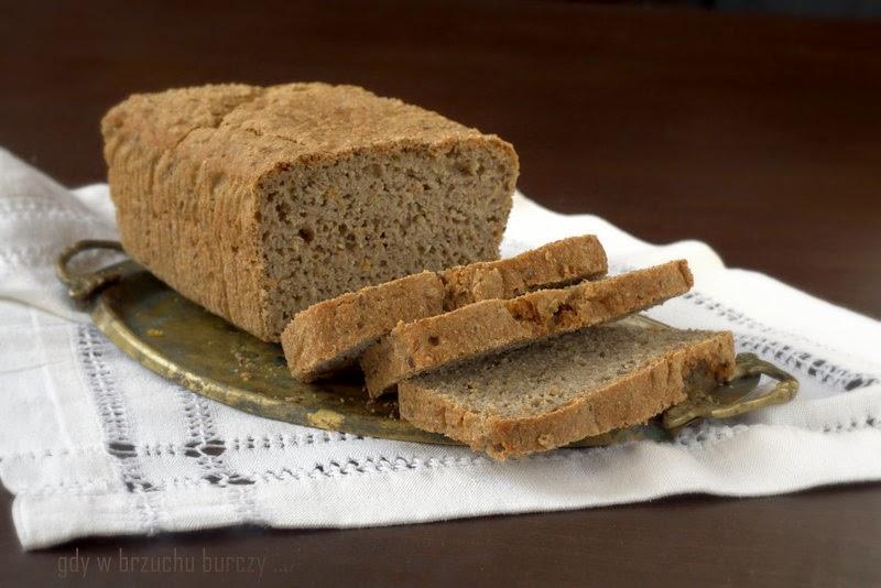 Łatwy chleb gryczany