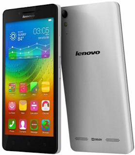 Cara Flash Lenovo A6000 via QFIL Kitkat