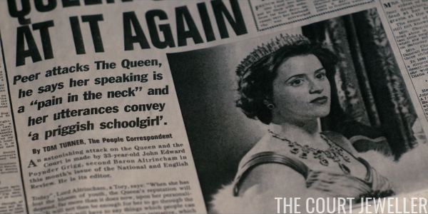 Jewels on Film: THE CROWN (Season 2, Episode 5) | The Court