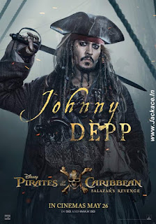 Pirates of the Caribbean: Dead Men Tell No Tales First Look Poster