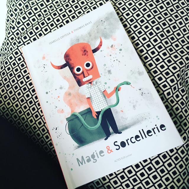 Chronique littéraire Magie & Sorcellerie par Mally's Books