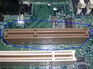 fungsi slot agp pada motherboard