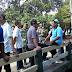 Danramil Bojong Berjumpa Bersama Bupati Di kampung Tahu