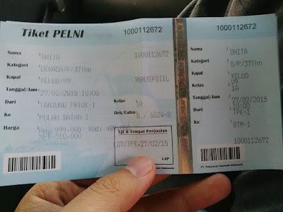 Tiket Pelni