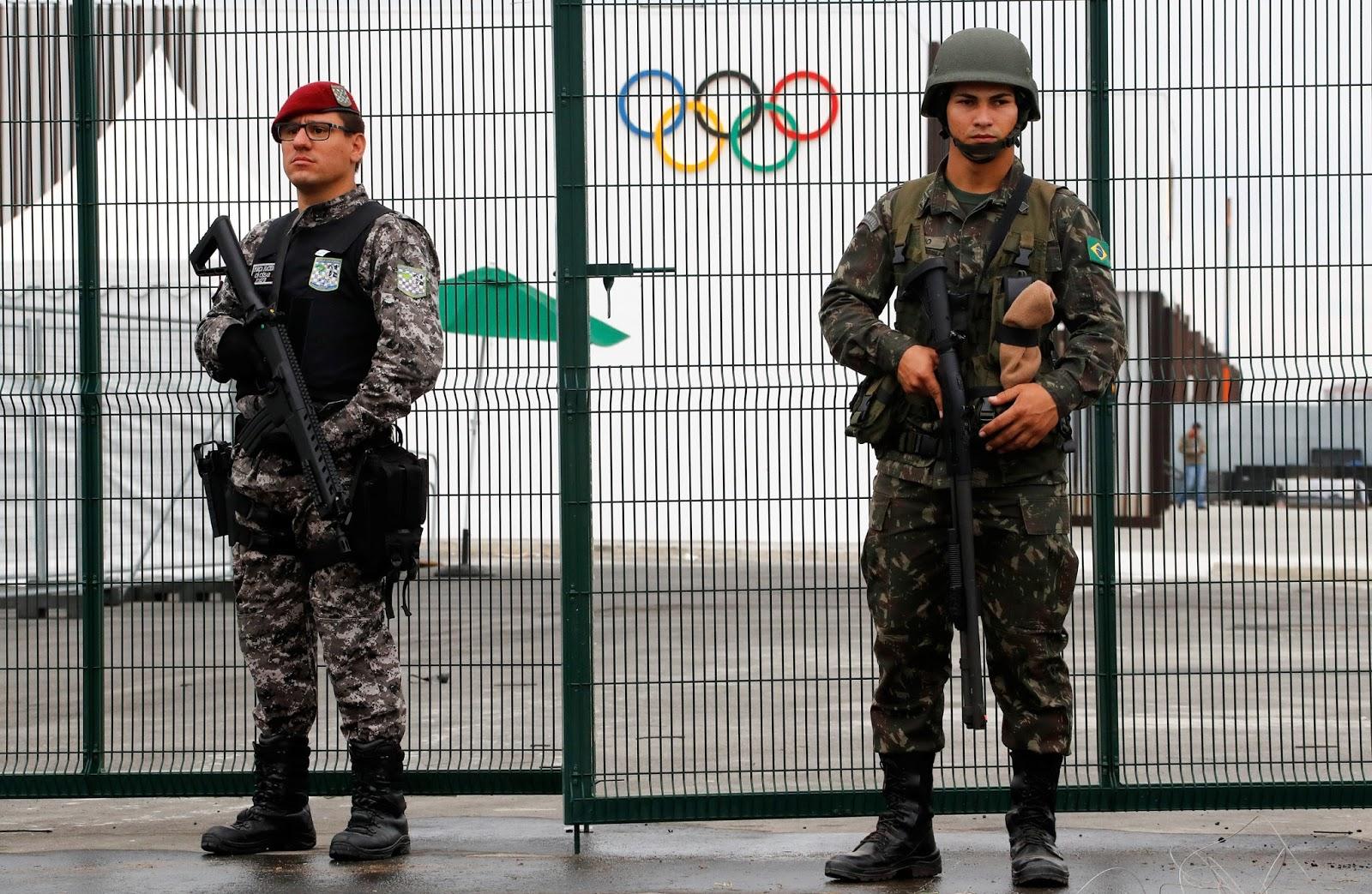 RIO OLYMPICS 2016 D