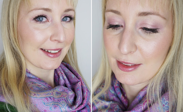 Mein Frühlings-Make-up Look