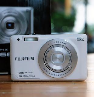 Fujifilm FinePix JX660 Camdig Second