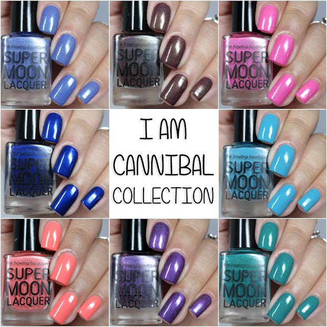 Supermoon Lacquer - I Am Cannibal Collection