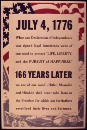 """the american dream of freedom and the natural rights of all men to have life liberty and the pursuit People were entitled to """"life, liberty, and the pursuit of happiness"""" pursuits that   wages merely, but a dream of a social order in which each man and each woman   ideas of personal freedom, self-reliance, and individualism  specifically  referring to the american dream, inherently all have elements of the values that."""
