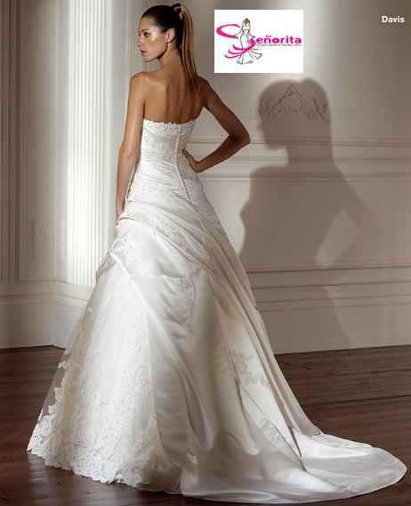 Davis Wedding Dresses - Bridesmaid Dresses
