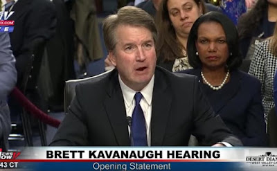 Senate Judiciary Committee approves Kavanaugh's Supreme Court nomination