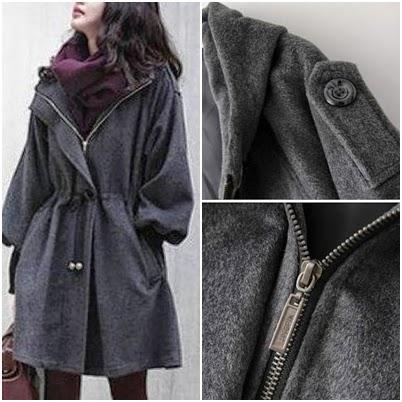 Il mio cappotto SheIn