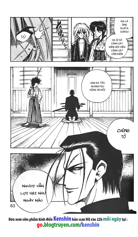 Rurouni Kenshin chap 51 trang 19