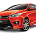 Spesifikasi Toyota All New Yaris Type E Update 2014