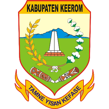 Logo Kabupaten Keerom PNG