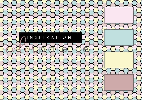 Inspiración paleta de colores by Habitan2 | Inspírate para tus trabajos de diseño gráfico