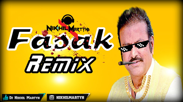 ONLY ONCE FASAK | REMIX | DJ NIKHIL MARTYN
